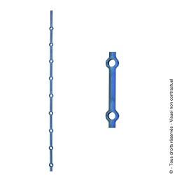 Traverse N°81 acier rond de 16 mm